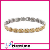 Fashion Lady Style Health Care Bio Infrared Magnetic Jewelry (CP-JS-BL-074)