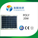 Grade a High Efficiency 10W/20W/30W/50W Solar Panel