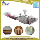 WPC Wood-Composite Covering PVC Wall Panel Plastic Making Machine Extruder