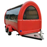 China Mobile Food Catering Cart Gas/Electric Fryer Food Cart