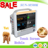 Best Price Modular Touch Screen Patient Monitor for Animals Veterinary