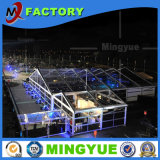 Big Clear Wedding Tents with Transparent PVC Covers for Royal Wedding