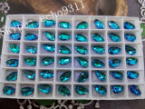 Sew on Flat Back Beads for Wholesale Rhinestones (DZ-3065)