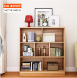 Wooden Color New Design Bookshelf