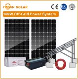 500W off Grid Solar Power System for House