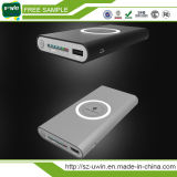 Portable Power Bank 8000 mAh Qi Wireless Charger Powerbank