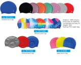 Factory Supply Newest Silicone Swim Cap, Diving Waterproof