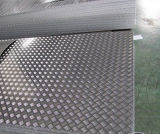 1100 1060 3003 Embossed Aluminium Plate for Step Tread