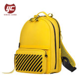 Yc-H057 Fashion and Leisure High End PU Lady Backpack Women Shoulder Bag Large Capacity