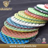 Sunny High Efficiency Marble and Granite Diamond Polishing Pads