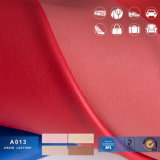 High Quality Eco Friendly Factory Price PVC Synthetic Leather, Synthetic Leather Fabric