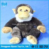 Stuffed Wild Animal Soft Plush Toy Gorilla for Kids