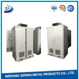 OEM Aluminum Stamping/Fabrication Sheet Metal Part for Air Conditioning Housing