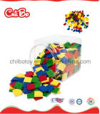 Pattern Block/Building Block for Educational Toy (CB-ED003-Y)