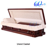 Luxury Mahogany Dead Coffin Price China Casket Manufacturers and Local