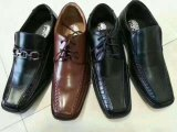 Wholesale Casual Custom Cow Leather Loafers Men Dress Shoes