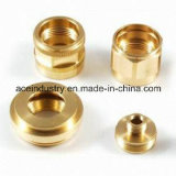 Copper Precision Machined Parts for Machinery, Watercraft, Sensors
