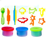 Non-Toxic DIY Mini Pretend Toy Play Dough with En71