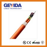 Indoor Tight Buffer Distribution Fiber Optic Cable Using for Data Center