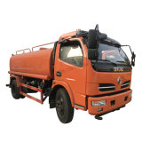 Dongfeng Chassis 5000liters 6000liters 7000liters Stainless Steel Water Tank
