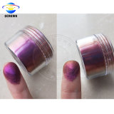 Chameleon Effect Eyeshadow Pigment Powder Cosmetic Color Shift Pearl Powder for Makeup