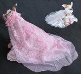 Fashion Party Pet Garment Dog White Marry Wedding Veil