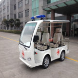 4 Seats Mini Electric Ambulance for Hospital
