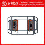Thermally Broken Aluminum Sliding Security Doors Customazition with Good Price