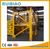 6t Luffing Tower Crane and Mast Section with Good Material