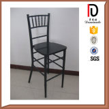 Made in China High Qality Aluminium Metal Wood Chiavari Barstool Chairs (BR-C170)