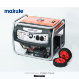 5.5HP 220V/380V Portable Gasoline/Petrol Generator with Switch (GE-2500)