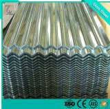 665mm Width Hot Dipped Galvanized Corrugated Steel Sheet