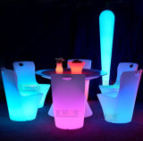 LED Sofa and Bar Chair Restaurant Chair Dinner Chair