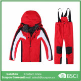 New Fashion Clothing Set Kids Ski Suit Wear with Hoody