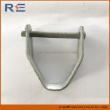 Hot DIP Galvanized Secondary Swinging Clevis