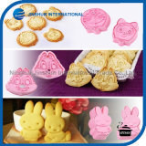 2PCS Animal Shaped Cookie Biscuit Mold