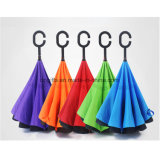 Wholesale C Handle Inverted Summer Umbrella