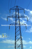 Megatro Double Circuit Strain Transmission Lines Tower (MGP-DCT005)