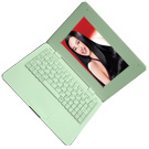 MP2-S1a Mini Laptop, 7inch, 330MHz, 128MB, 2G HDD, WiFi