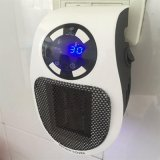 Factory Wholesale Portable Electric Fan Heater Remote Warmer Machine 500W Device