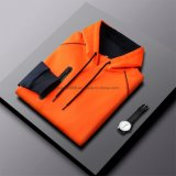 Work Clothes Hivis Sweat Shirt Hoodies Reglan Sleeve Wind Proof and Water Proof