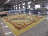 Acrylic Handtufted Classical Meeting Room Carpet-Doha