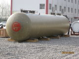 Double Wall FRP Jacketed Steel Tank