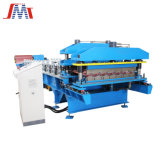 High Speed 3D Cutting Metal Roof Tile Making Machine From China
