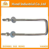 U-Bolts Square Bend, Ss Bolts, Fastener Bolts
