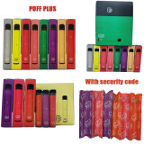 Newest 60 Flavors Electronic Cigarette Puff Bar Plus Disposable Vape Pen