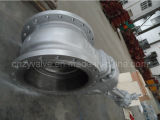 Class150 24inch Carbon Steel Flange Gate Valve with Flexible Wedge