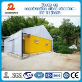 Prefab Container House with Galvanized Steel Structure