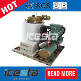 Energy-Saving Flake Ice Maker for Fishery Industry with Big Capacity (50 Tons/Day)