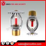 UL Listed Fire Sprinkler Head Brass Nozzle
